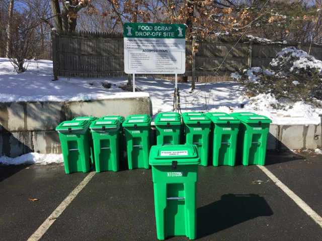 New Green Bins