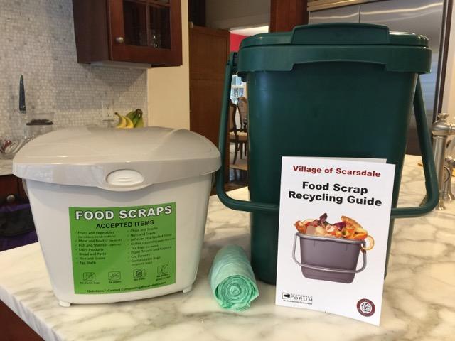 starter kit on counter